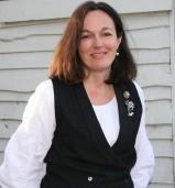 Charis White, interior stylist