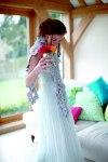 Erika Knight/Rowan Yarns crochet scarf