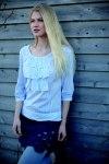 Erika Knight/Rowan Yarns crochet skirt