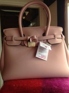 Pink Kelly bag, The Corner Shop