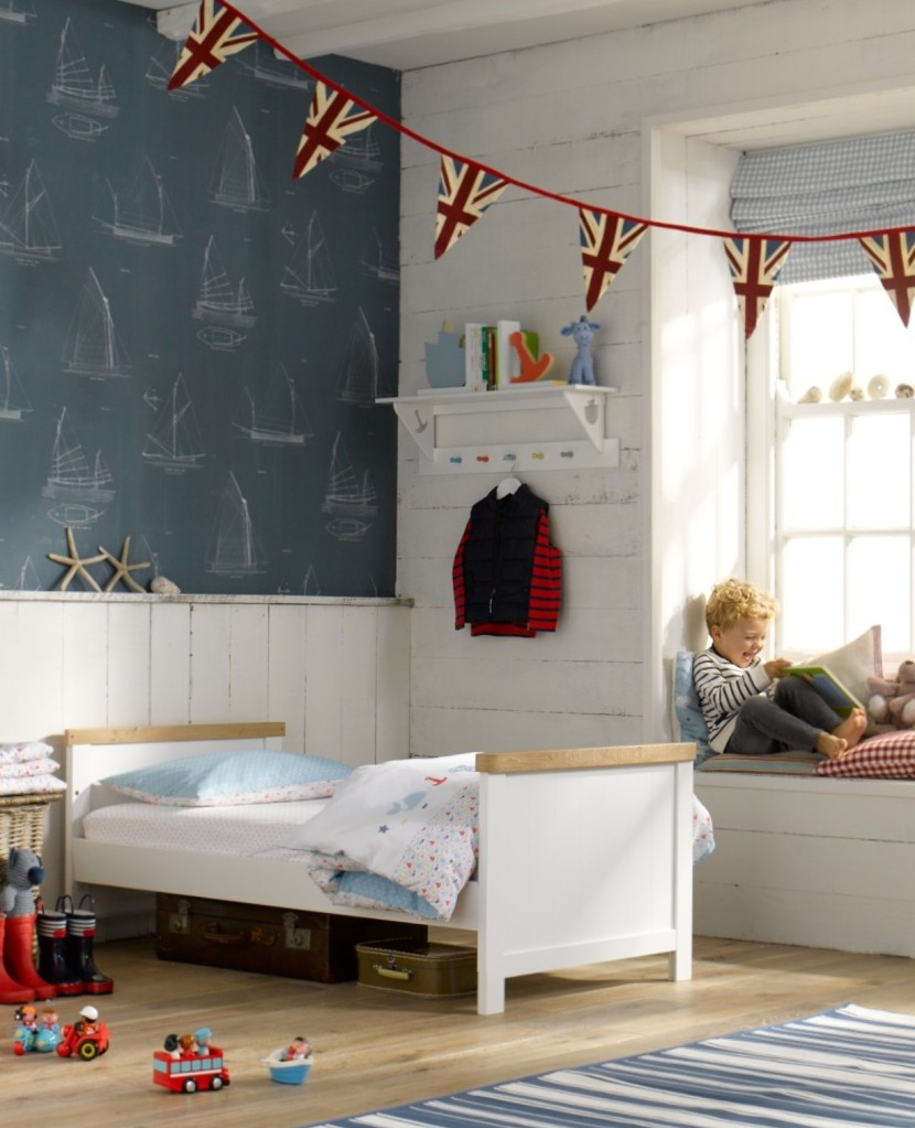 Mothercare Lulworth toddler bed