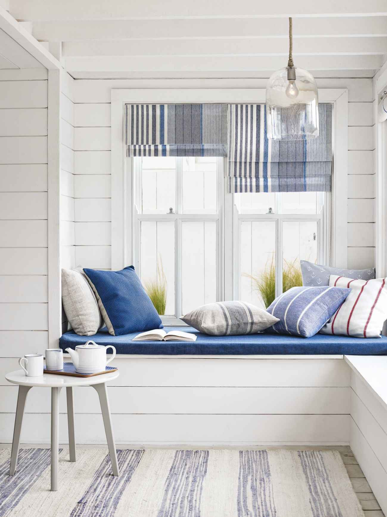 Beach Style Interiors Charis White Interiors