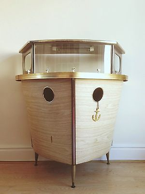Retro boat bar, Ebay