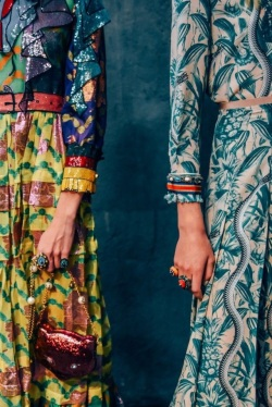 SS16: Gucci from Vogue/Pinterest
