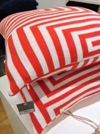 Linea Home cushion, £24, House of Fraser