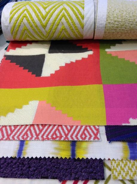 'Maya' fabric collection, Pierre Frey