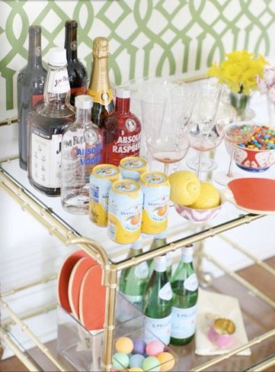 Drinks trolley, Pinterest