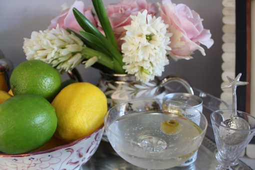 angus flowers drinks photo