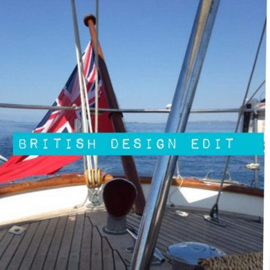 'Gael' yacht: British Design Edit - Charis White