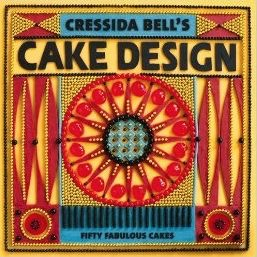 Cressida Bell cake design book cover