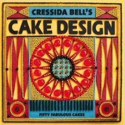 Cressida Bell cake design book cover