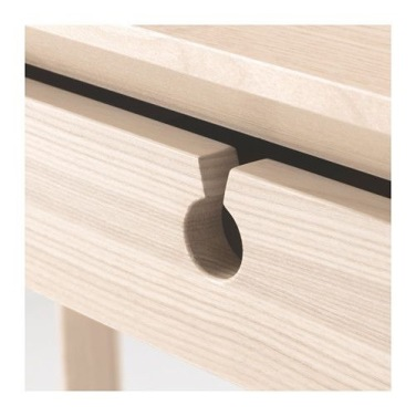 Drawer from Lisabo Desk, IKEA - Charis White Blog