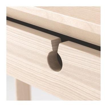 Drawer from Lisabo Desk, IKEA - Charis White Blog
