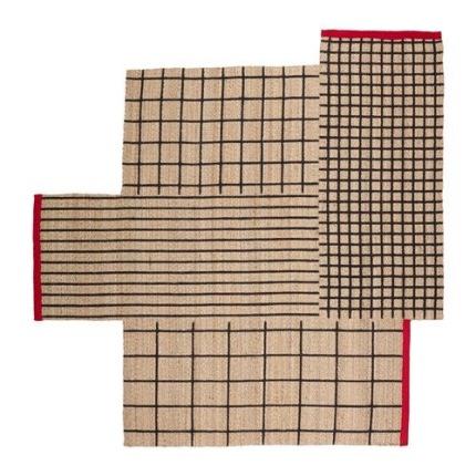 Ternslev rug, IKEA - Charis White Blog