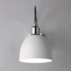 Bogart wall light, £75, John Lewis