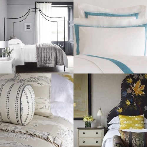 Styling your bed - Charis White blog