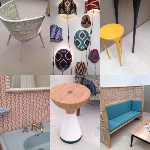 Decorex 2016 Charis White blog