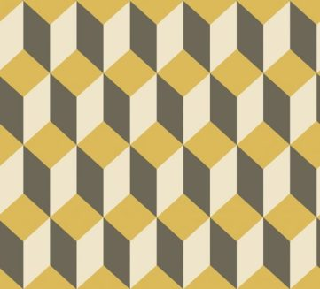 Delano 105/7032 wallpaper, Cole and Son: Charis White interiors/fashion Yellow trends blog SS17