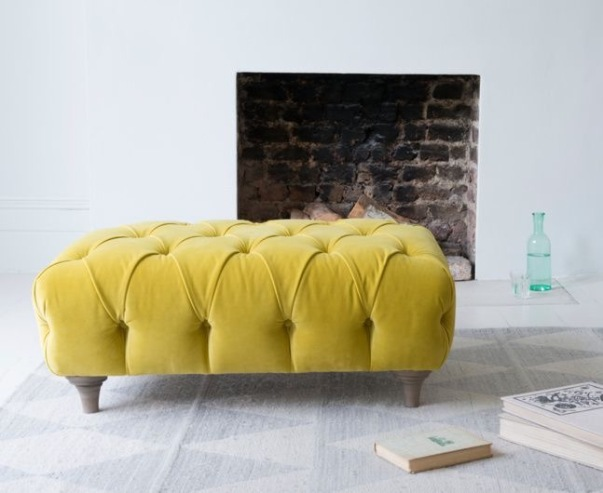 Yellow Interiors And Fashion Trend Spring Summer 2017