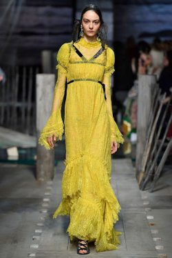Erdem Spring 2017 Ready to Wear from Vogue/Pinterest