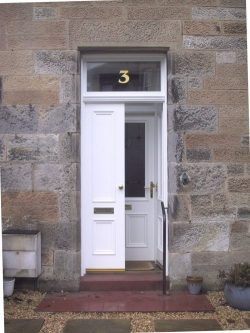 Storm Doors by Custom Built Windows and Doors, Glasgow