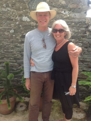 John and Helen Worton. Photo and blog: Charis White