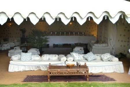 Sher Bagh, luxury camping, Rajasthan, Relais & Chateaux/charis white blog