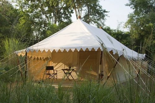 Sher Bagh, luxury camping, Relais Chateaux/Charis White blog