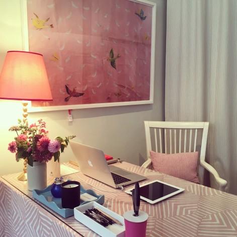 Jessica buckley's desk