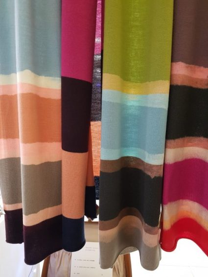 Scarves at Jelly by Emma Bradbury: Charis White stylist interiors blog Christmas Gift Guide