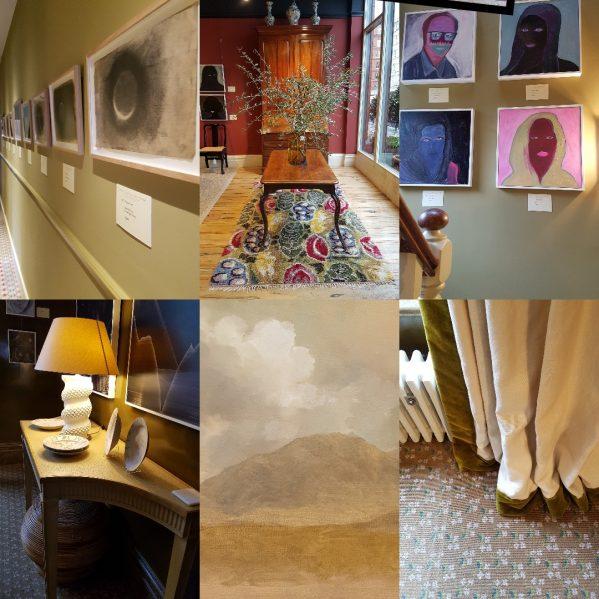 e90d8dd471e67 Art for Living exhibition at Sibyl Colefax & John Fowler – Charis ...