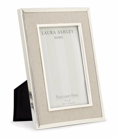 laura ashley photo frame