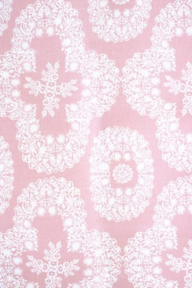 Rose Chandolin flower fabric by Charlotte Gaisford/Charis White inteiors blog