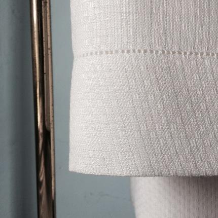 francis-m-irish-linen-annie-huckaback-brass-bed-close-up/Charis White interiors blog
