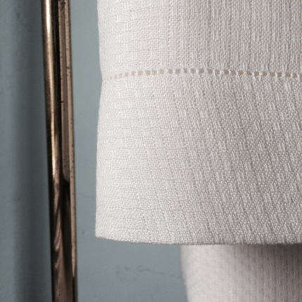 francis-m-irish-linen-annie-huckaback-brass-bed-close-up/Charis White interiors blog