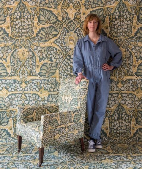 Flora Roberts & Alhambra Room Set 2