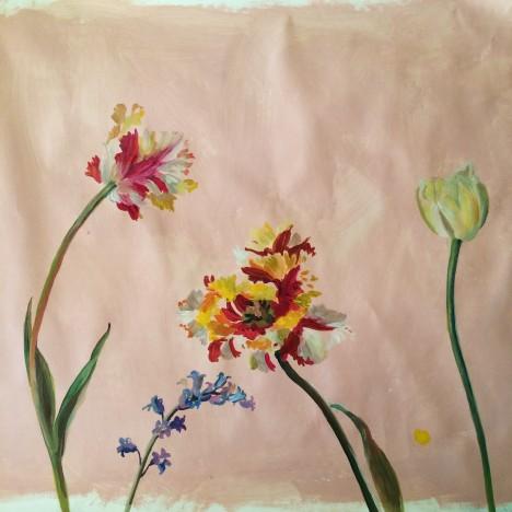 Flora tulips