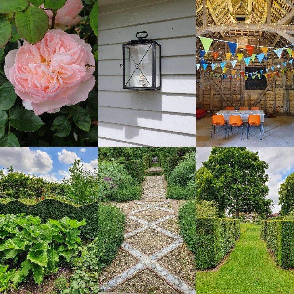 English secret garden – Charis White Interiors
