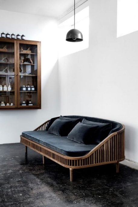 Kobenhavns Mobelsnedkerimakes sofa on Charis White Interiors blog